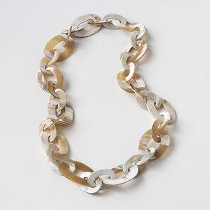 Halskette aus Horn