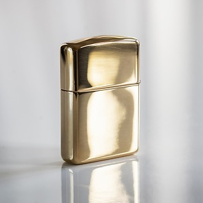 Zippo Armor High Polished Brass