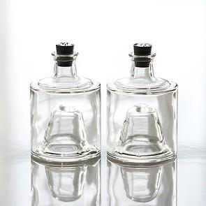 Essig- und Ölflaschen Max und Moritz