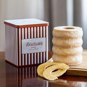 Kreutzkamm Baumkuchen Vanille guss 500 g