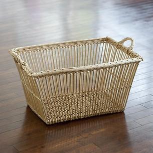 Weiden-Wäschekorb