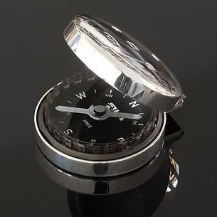 Kompass aus Sterlingsilber