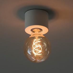 LED Leuchtmittel mit Goldfilter 5 W G95 Globe E 27