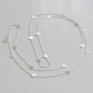Marjana von Berlepsch Halskette Nela Silber