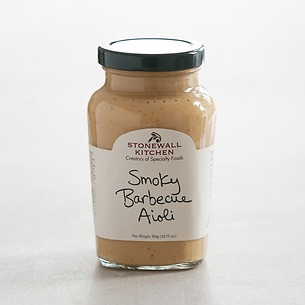 Stonewall Kitchen Flavored Aioli - Smoky Barbecue