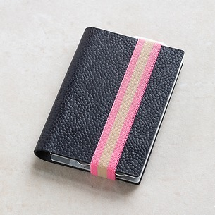 Q7 Wallet Classy Navy/Pink