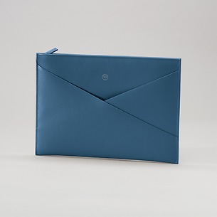 Treuleben Pouch Wallaby Prussian Blue
