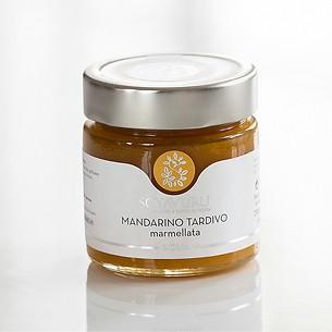 Mandarinenmarmelade aus Sizilien