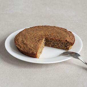 Bio Mandelkuchen mit Vanilleextrakt