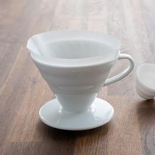 Porzellan-Kaffeefilter Hario V60 02