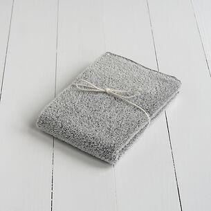 Axlings x Torquato Handtuch Grau 50 x 70 cm
