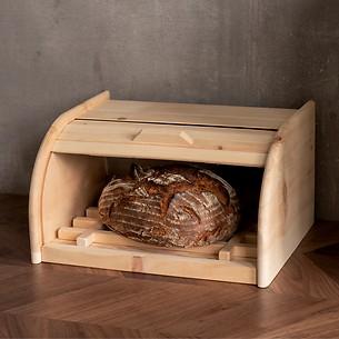 Brotkasten aus Zirbenholz