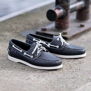 Docksides Damen navy