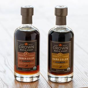 Bio Crown Maple Ahornsirup