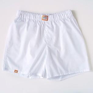 Lamb & Shadow Boxershorts Weiß