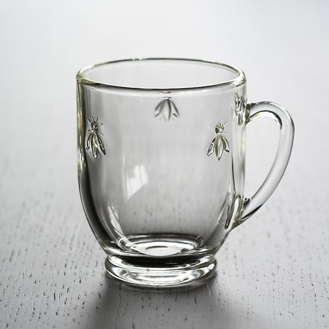 La Rochère Glasbecher mit Biene