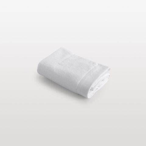 Torquato WHITE Handtuch Weiß 50 x 100 cm