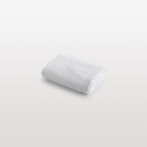 Torquato WHITE Gesichtshandtuch Weiß 45 x 60 cm