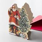 Grusskarte Weihnachtsbaum