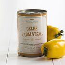 Gelbe Tomaten, geschält 400 g