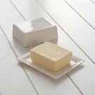 Butterdose ganzes Stück