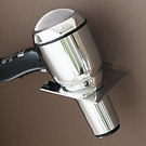 Decor Walther Wandhalter für Haartrockner
