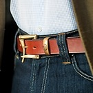 Quick Release Belt Tan