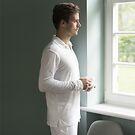 Sunday in Bed Pyjamashirt Morris
