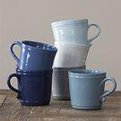 Bleu d'Argile: Tassen