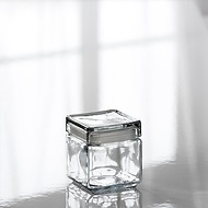 Vorratsglas Quadrat 0,9 l