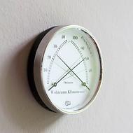Barigo Wohnraum Klimamesser Chrom