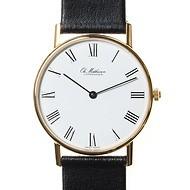 Ole Mathiesen Armbanduhr OM1 gold