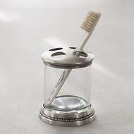 Zahnbürstenhalter für 4 Bürsten Brissago