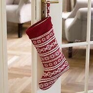 Christmas Stocking Julenissen