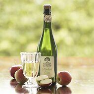 3 Flaschen Pétillant de Pomme: Moussierender Apfelsaft