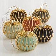 Weihnachtsbaumschmuck Lampeeon (6 Stück)