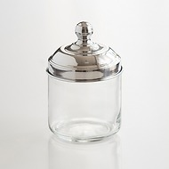 Italo Ottinetti Vorratsgefäße aus Glas klein