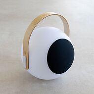 Mooni Eye Speaker inkl. WLAN-Kit u. Cork Cover