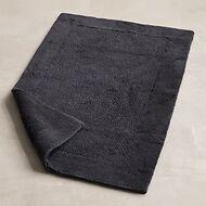 Rhomtuft Duschteppich Zinn 60x100 cm