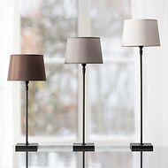 Kleine Tischleuchte Schwarz