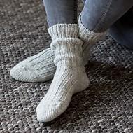 Alpaka-Socken