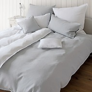 Torquato Kissenbezug aus Leinen 40 x 80