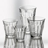 6 Picardie Gläser