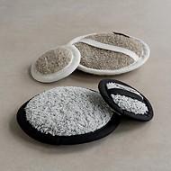 Leinen-Baumwoll-Waschpads
