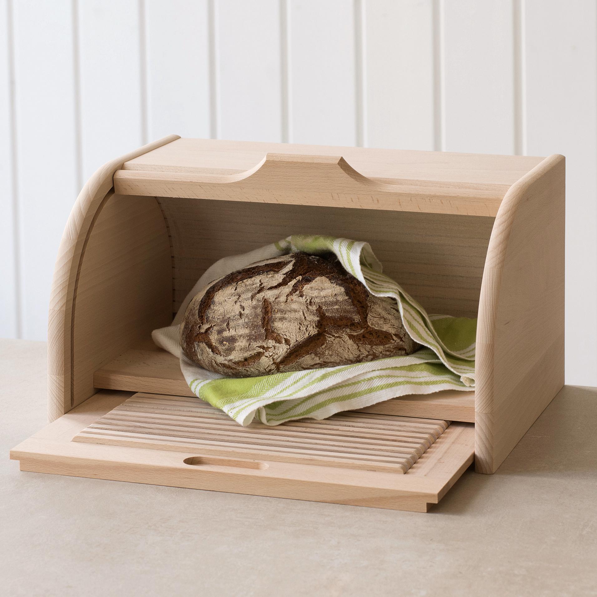 brotkasten buche bei. Black Bedroom Furniture Sets. Home Design Ideas