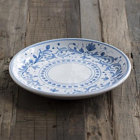 Ruggeri Adelasia Blu Mittlerer Teller 26 cm