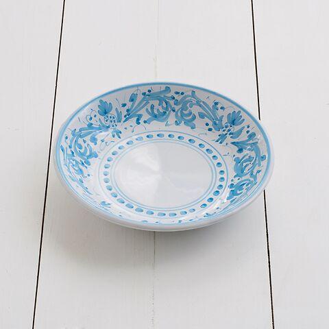 Ruggeri Adelasia Azzurro Suppenteller 22 cm