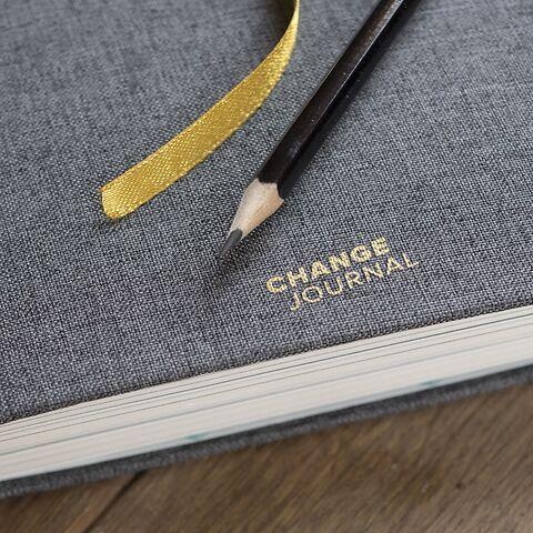Change Journal Anthrazit
