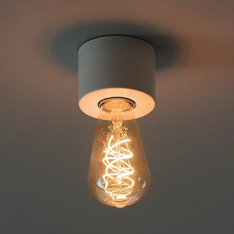 LED Leuchtmittel mit Goldfilter 5,5 W ST64 Edison E 27