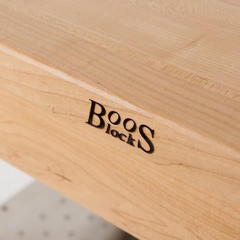 Boos Blocks: Gourmet-Küchenwagen Ahorn